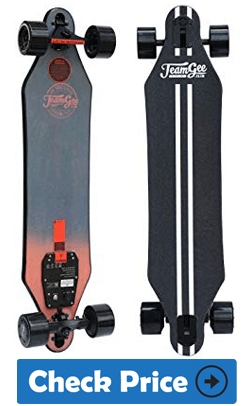 Teamgee H5 best skateboard under 500