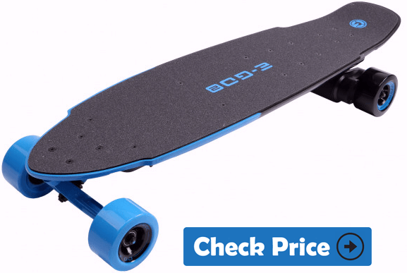 YUNEEC E-GO2 skateboard under 500