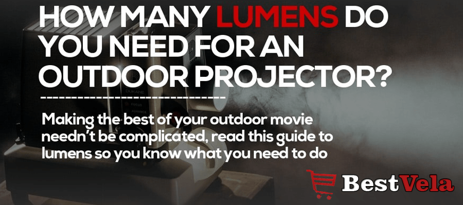 How Many Lumens Do I Need For a Projector