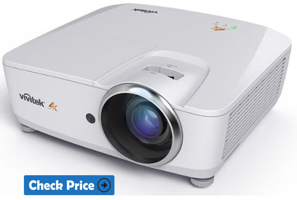 cheap 4k projector