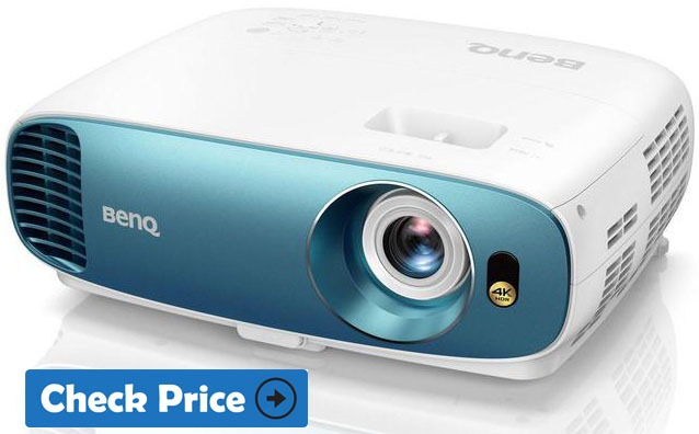 benq tk800 projector 4k at cheap price