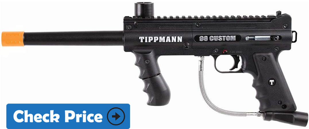 Best Paintball Guns Under $200