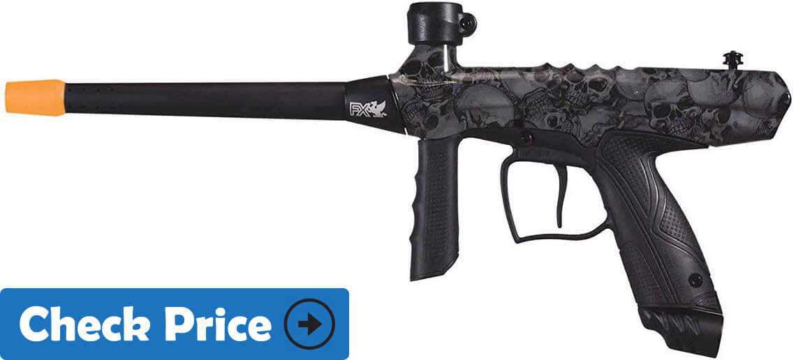 best paintball gun
