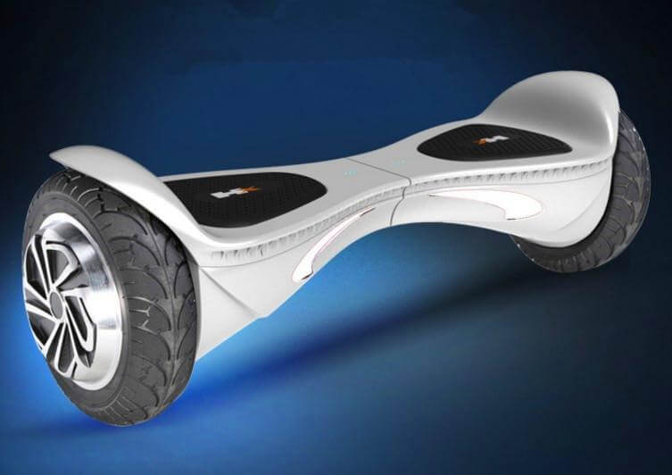 hoverboard design