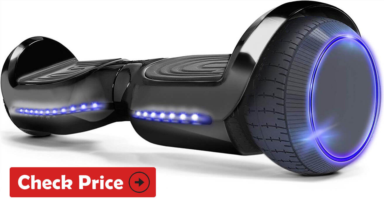 XtremepowerUS hoverboard under 200 dollars